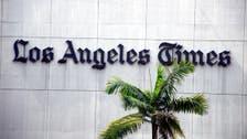 U.S. police arrest man after LA Times shooting threat