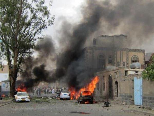 إصابة جنديين بهجوم انتحاري على الأمن القومي في اليمن