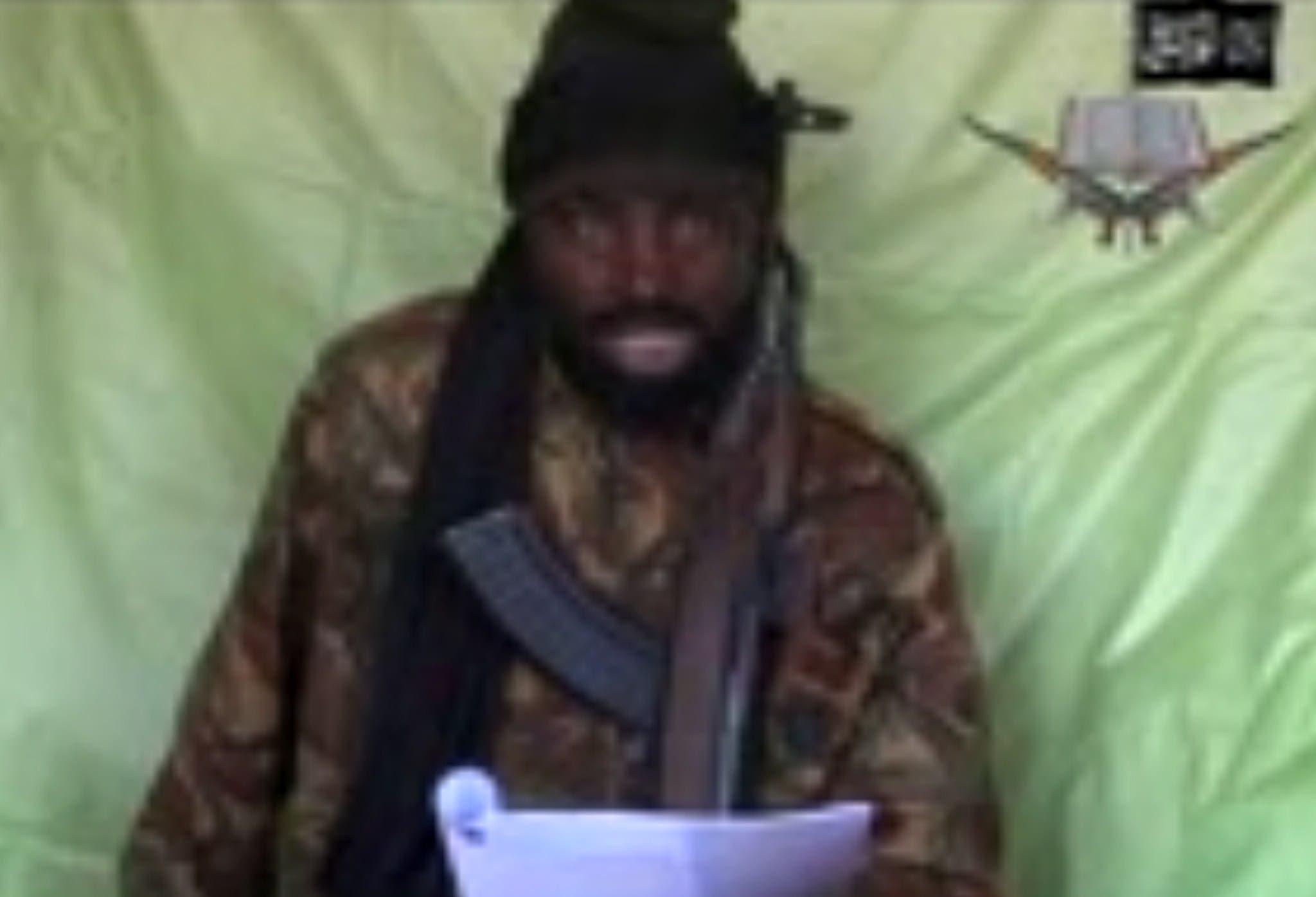 boko haram leader AFP