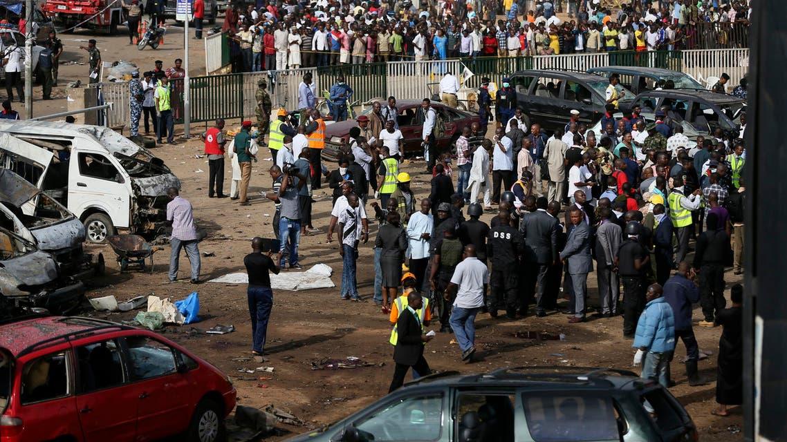 nigeria bombing reuters