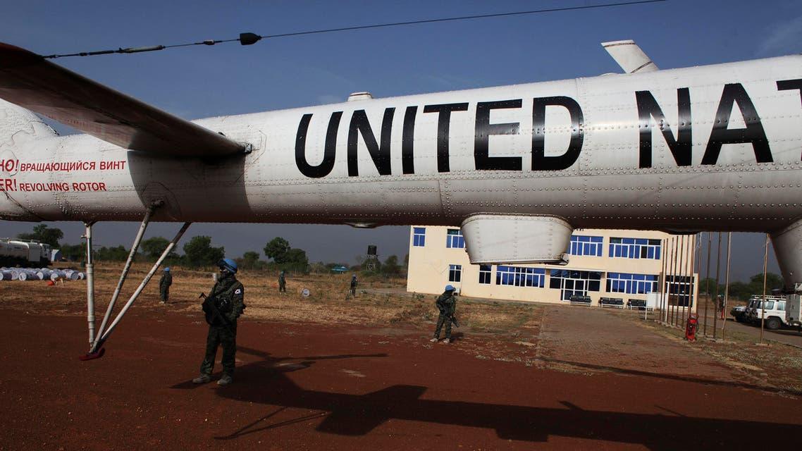 un south sudan reuters