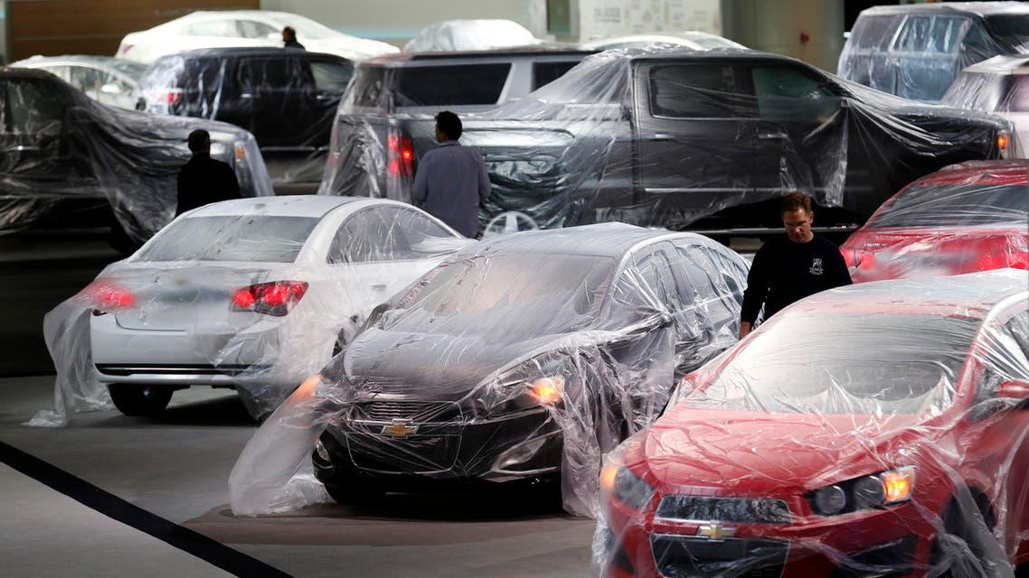 cars reuters