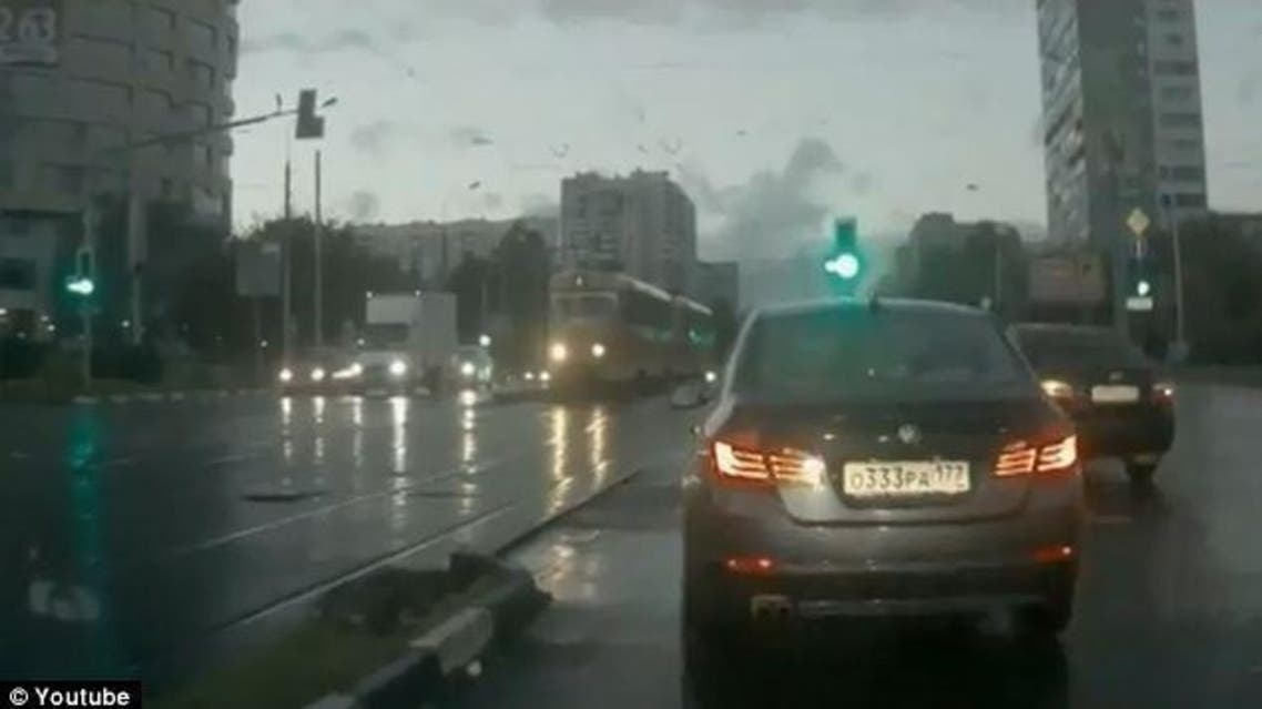 ghost car russia youtube