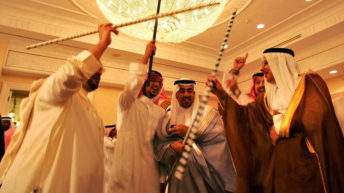 saudi wed reuters