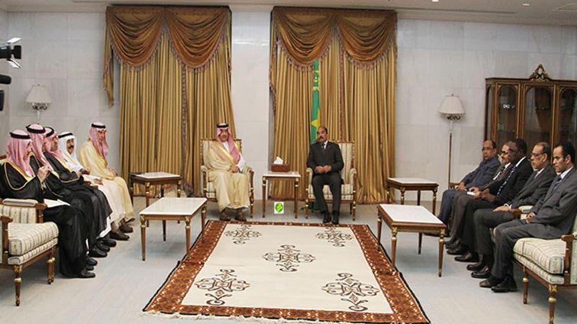 وفد سعودي رفيع المستوى يزور نواكشوط