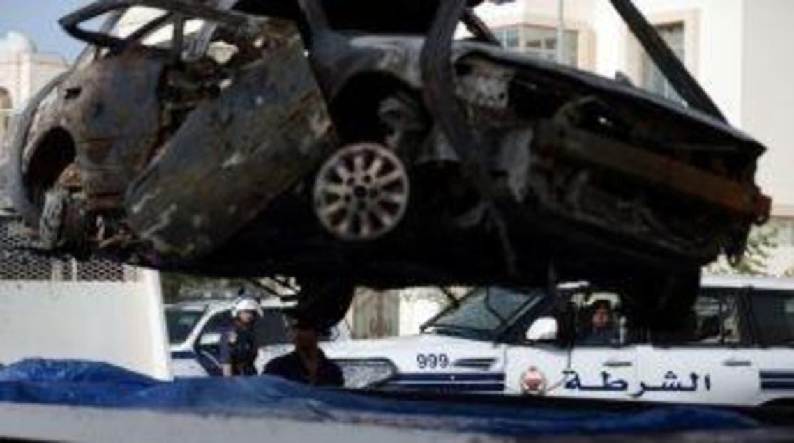 تفجير في البحرين