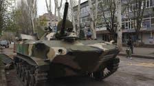 انفصاليون يعلنون حظراً للتجول بمدينة أوكرانية