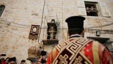 U.N. peace envoy criticizes Israeli Easter security