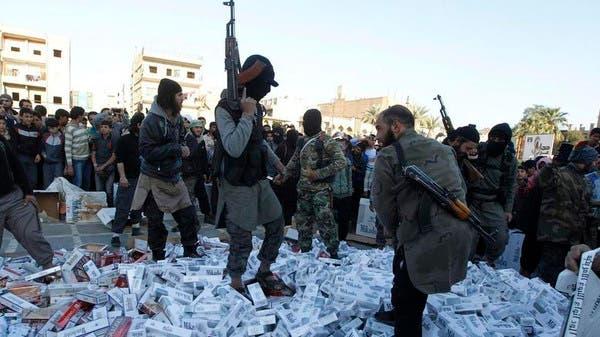 """انتفاضة العشائر ضد """"داعش"""" تمتد من دير الزور للحسكة"""