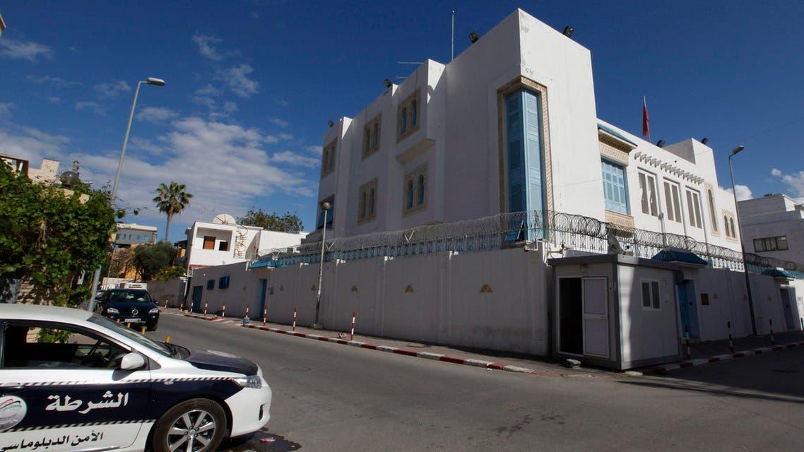 السفارة التونسية في ليبيا