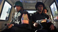 Egypt attackers launch deadly assault on police