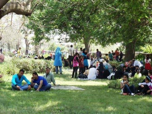 مصر.. غلق المنتزهات والحدائق في شم النسيم