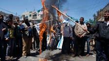 Sixteen arrested after clashes at Jerusalem's al-Aqsa