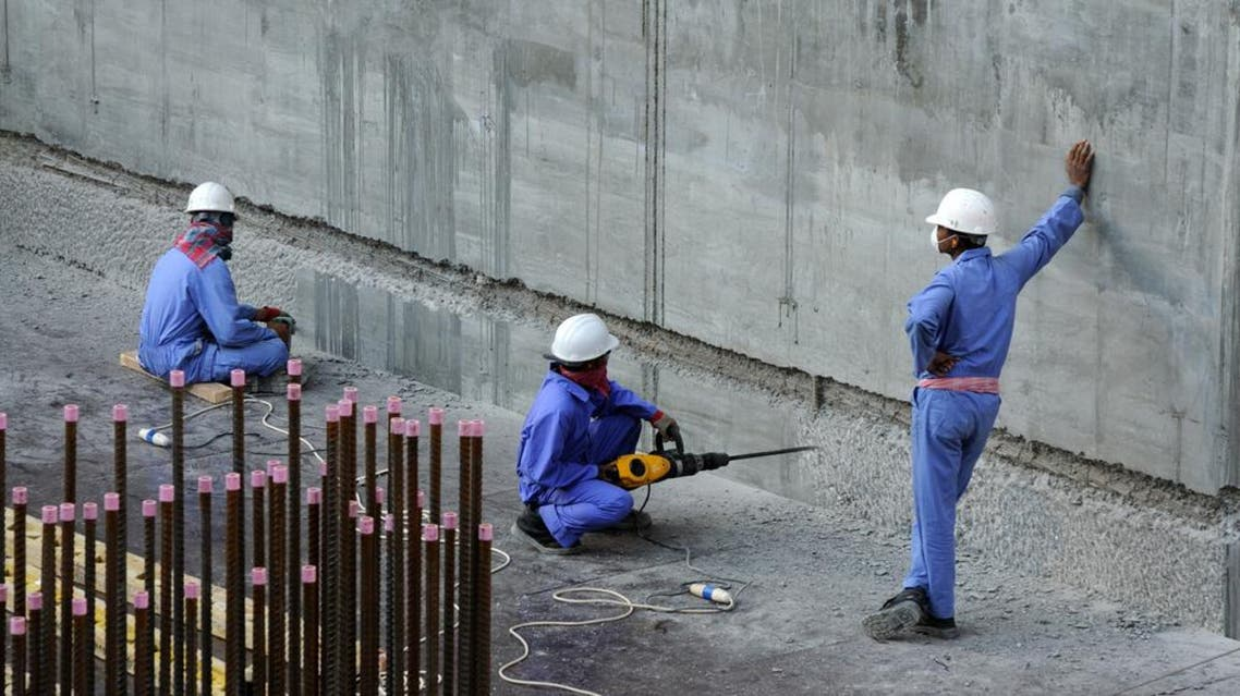 Nearly 26,000 Dubai workers were involved in industrial action in 2013, figures show. (File photo: Shutterstock)