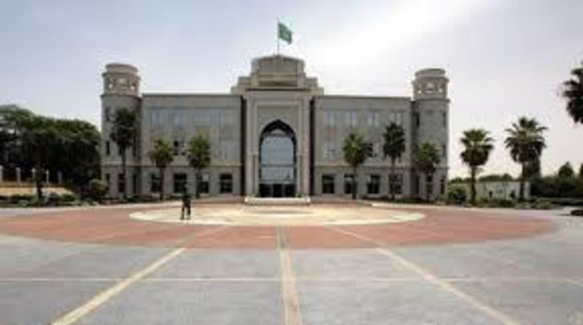 القصر الرئاسي الموريتاني