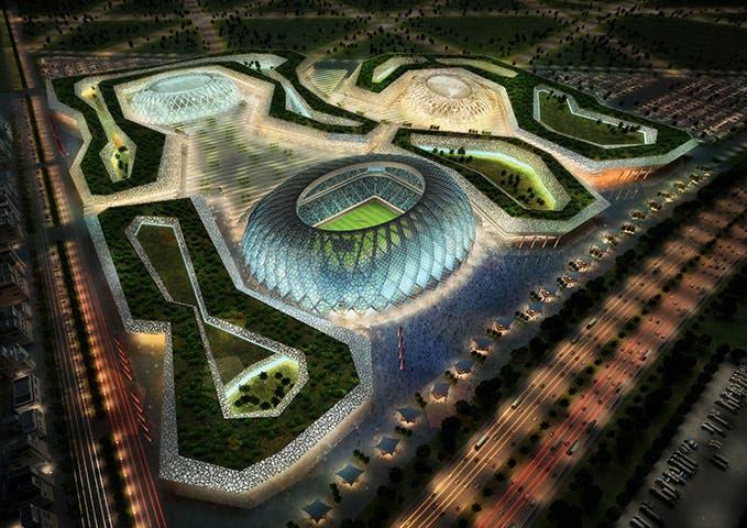 Qatar originally planned 12 stadiums for the 2022 World Cup. (Photo courtesy: Qatar 2022 Bid Committee)