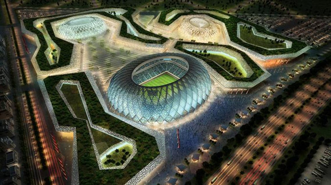 Qatar originally planned 12 stadiums for the 2022 World Cup. (Photo courtesy: Qatar 2022 Bid Committee)