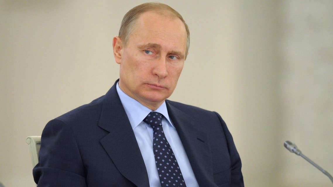 Vladimir Putin AFP
