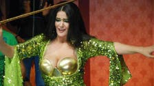 Egypt arrests controversial belly dancer