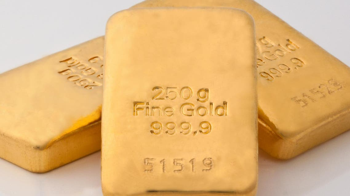 Gold was on Monday trading at below the $1,300-an-ounce level, partly due to a stronger dollar. (File photo: Shutterstock)