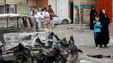 Suicide bomber kills 10 in central Iraq