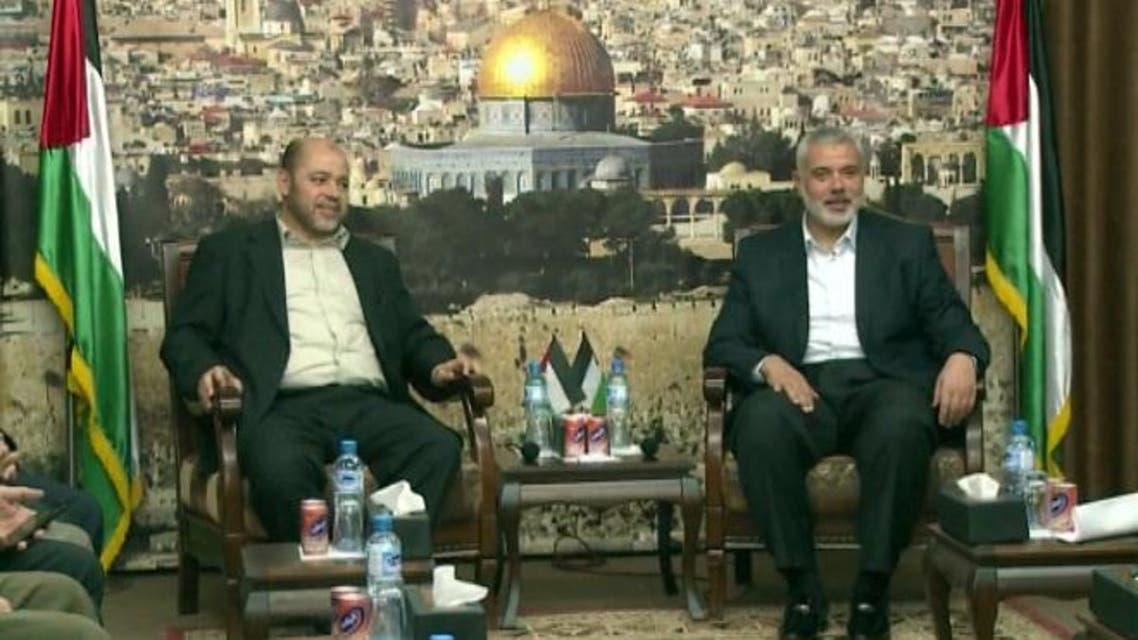 لقاء فتح مع حماس