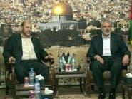 غزل سياسي في جلسات الحوار الفلسطيني بغزة
