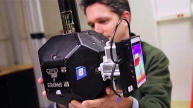 جوجل وناسا تتعاونان لإطلاق روبوتات  إلى الفضاء