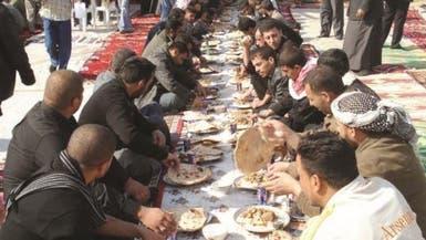 الانتخابات العراقية: الوصول إلى الناخب عن طريق معدته