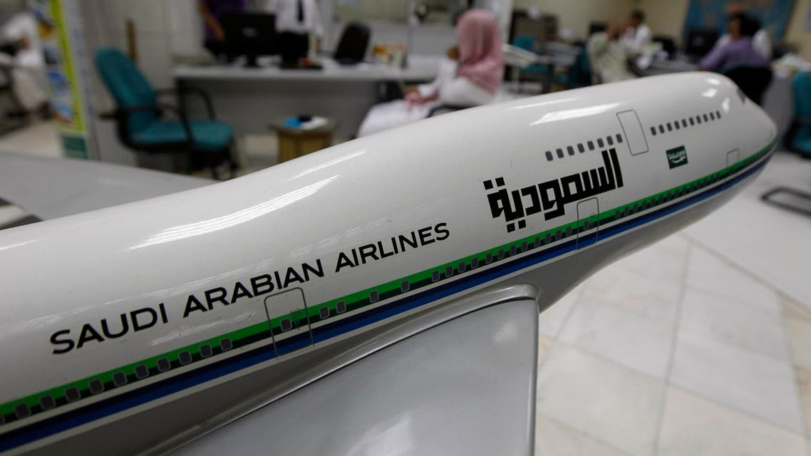 saudia airline reuters