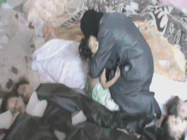 """كيمياوي الأسد """"يخنق"""" ريف إدلب من جديد"""