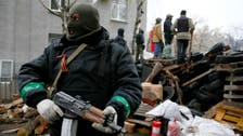 U.S. journalist held by east Ukraine militants