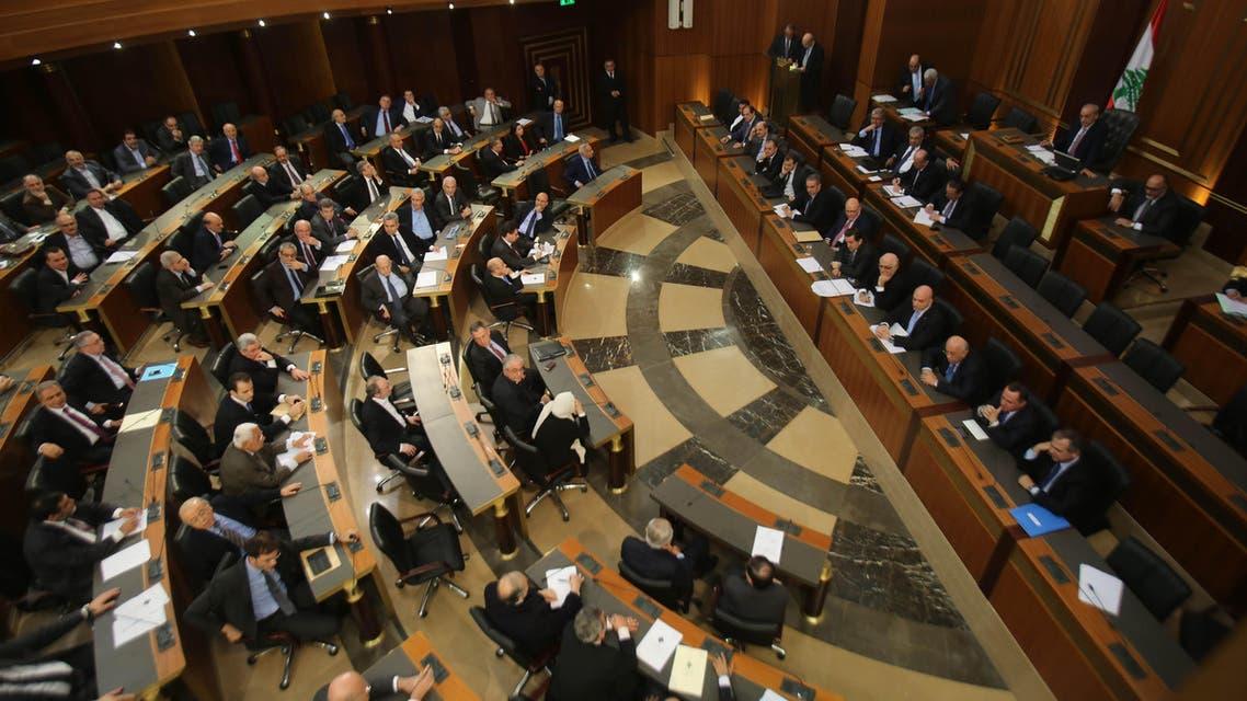 Lebanon parliament reuters