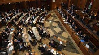 تأجيل انتخاب رئيس لبنان للمرة الثالثة