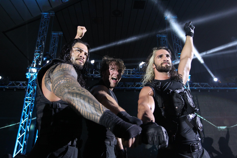 WWE Live in Riyadh