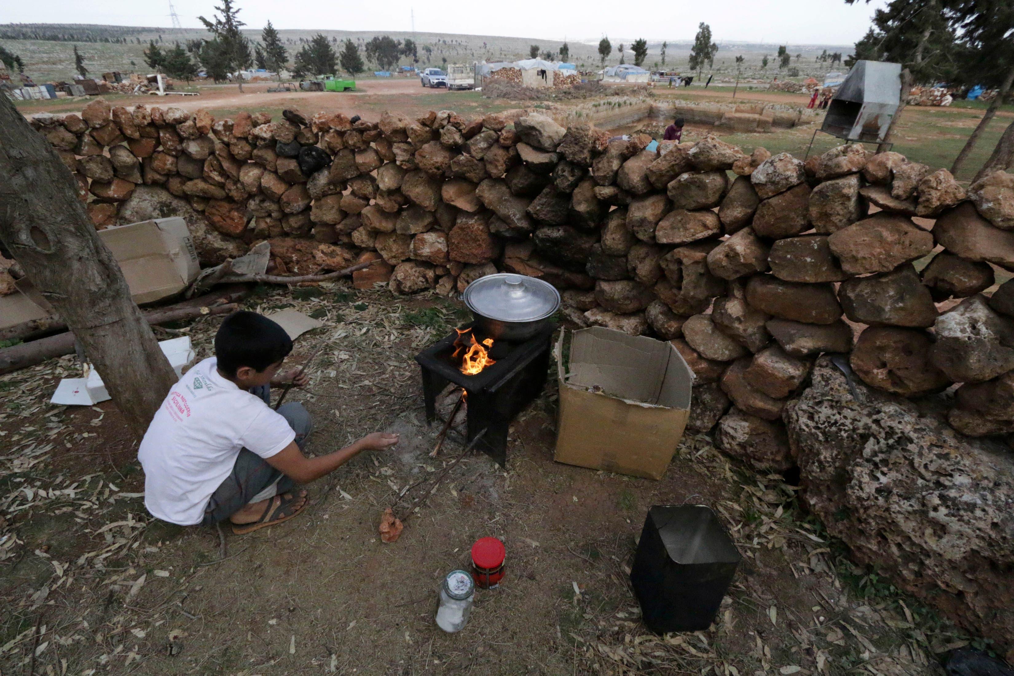 syria refu
