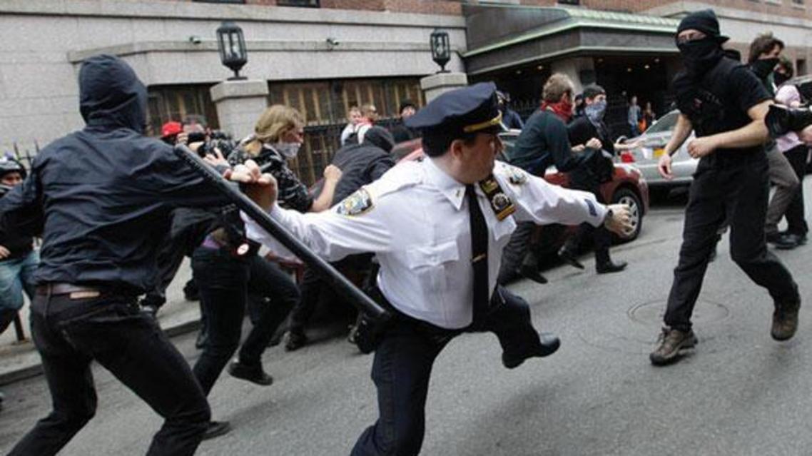 NY police AP