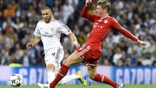 Benzema guides Madrid to 1-0 win over Bayern