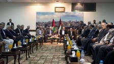 الفلسطينيون يحيون المصالحة وحكومة جامعة خلال أسابيع