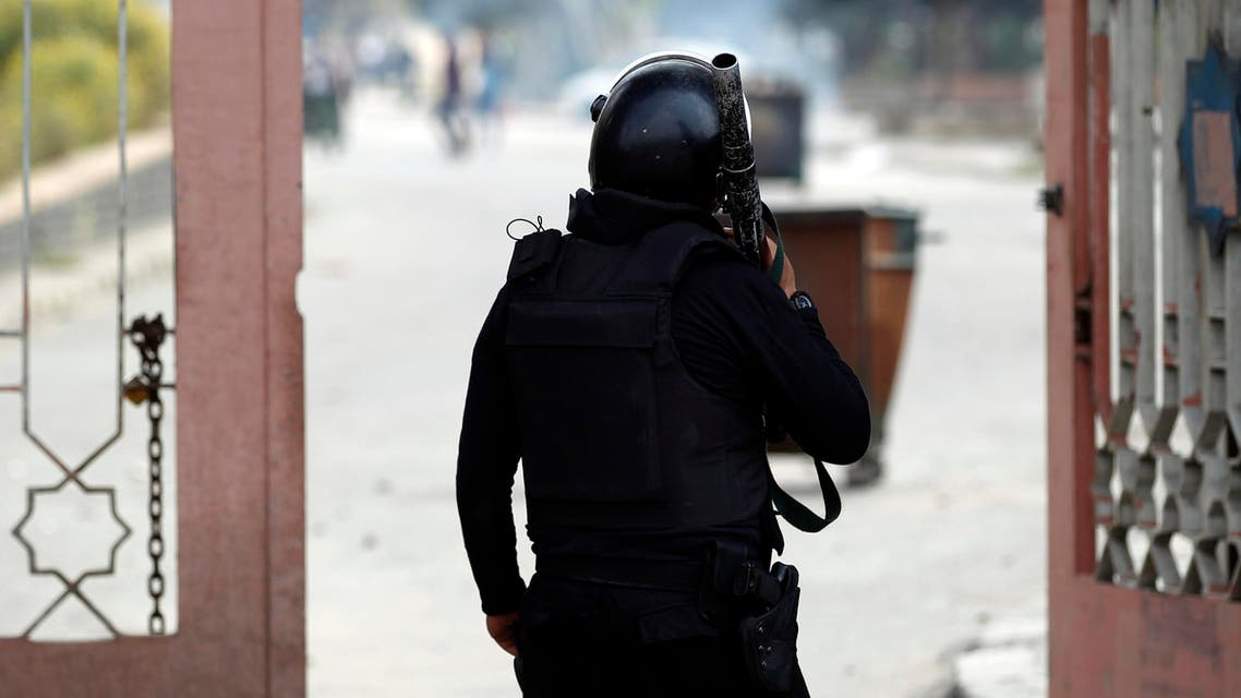 riot police egypt Reuters cairo