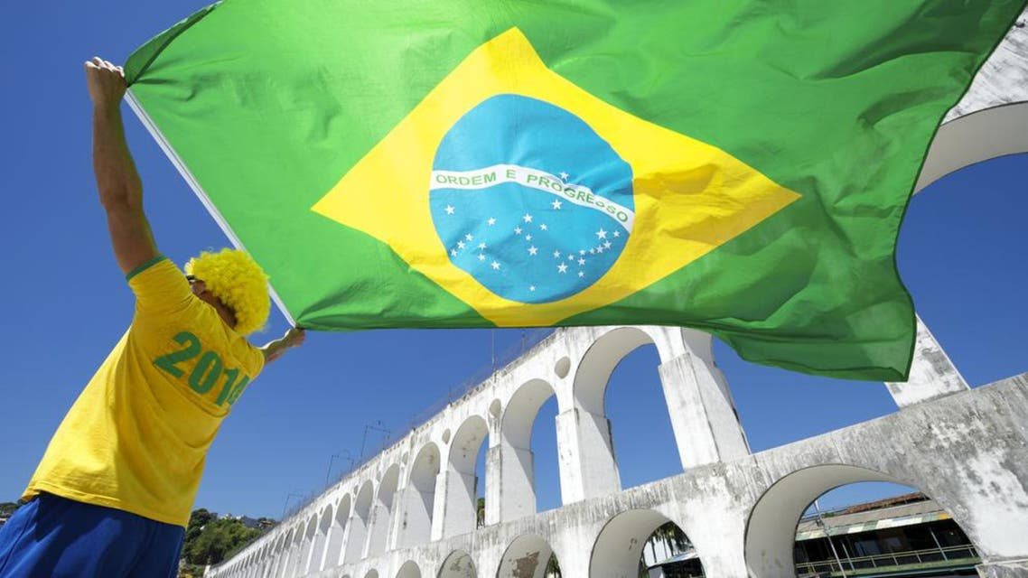 Free football? Not in the Middle East, where fans will have to pay about $250 for an annual TV package to view the upcoming action in Brazil. (File photo: Shutterstock)