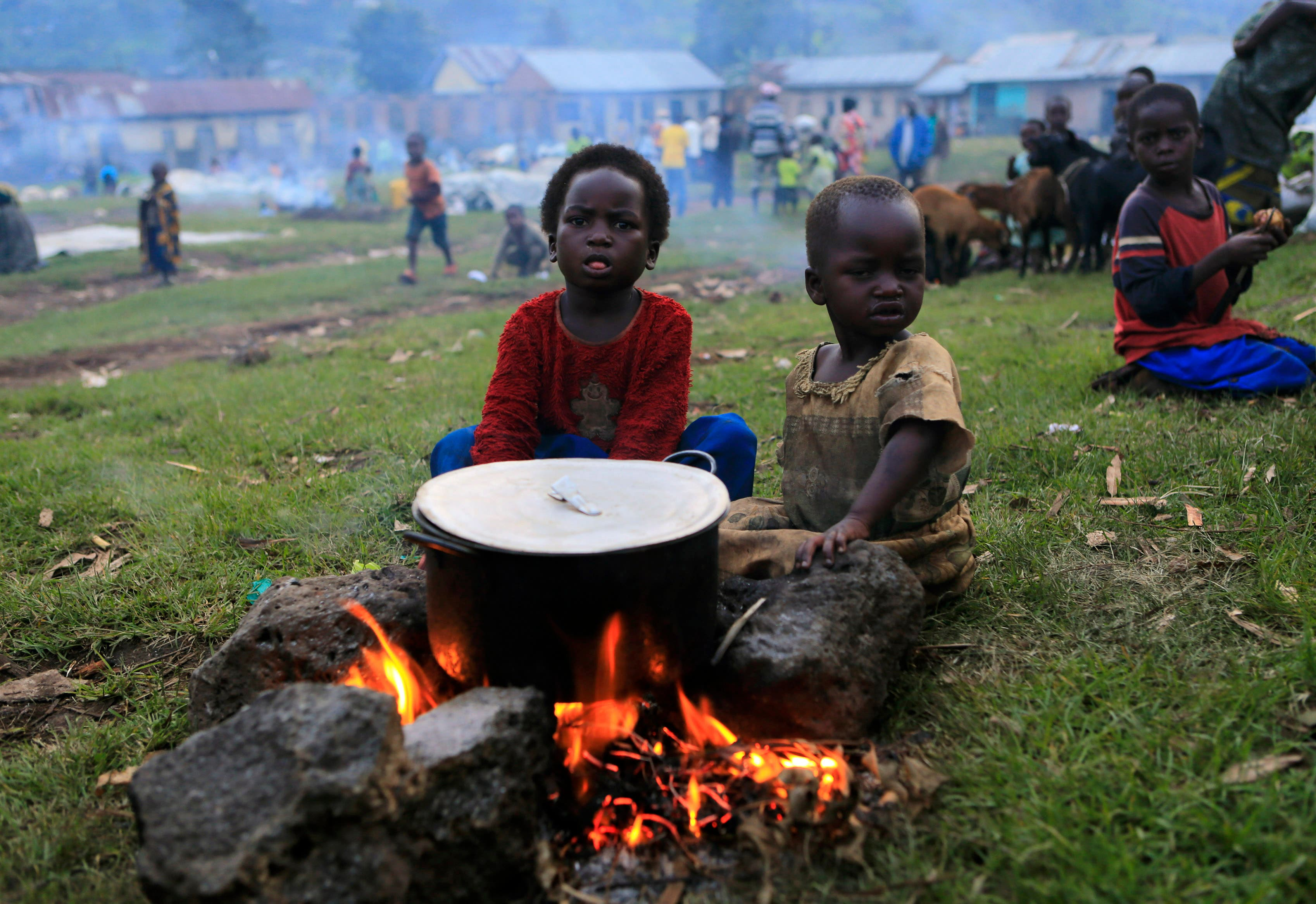rwanda refugees