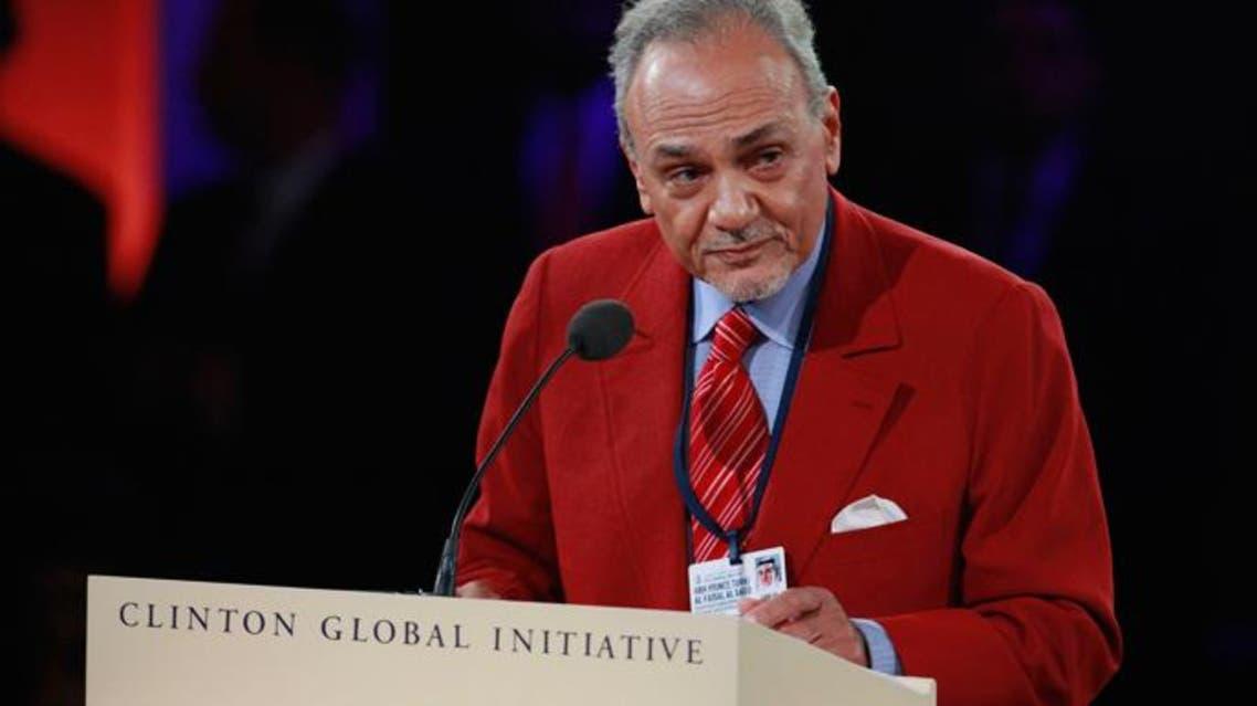 Prince Turki al-Faisal (Reuters)