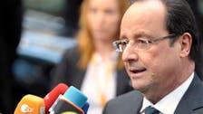 """صدر اولاند کا فرانسیسی""""مجاہدین"""" کے خلاف کارروائی کا فیصلہ"""