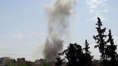 مقتل 21 شخصاً في قصف جوي شمال سوريا