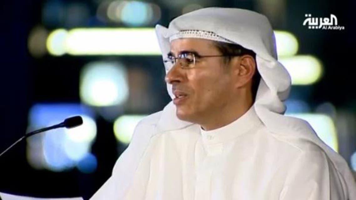 محمد العبار رئيس إعمار