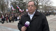 From Russia, not much love: Al Arabiya's man in Moscow on his work