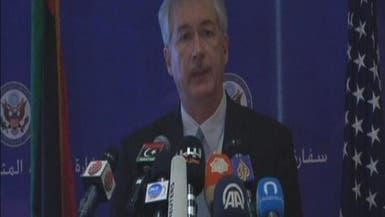 بيرنز: التطرف يمثل تحدياً هائلاً أمام ليبيا