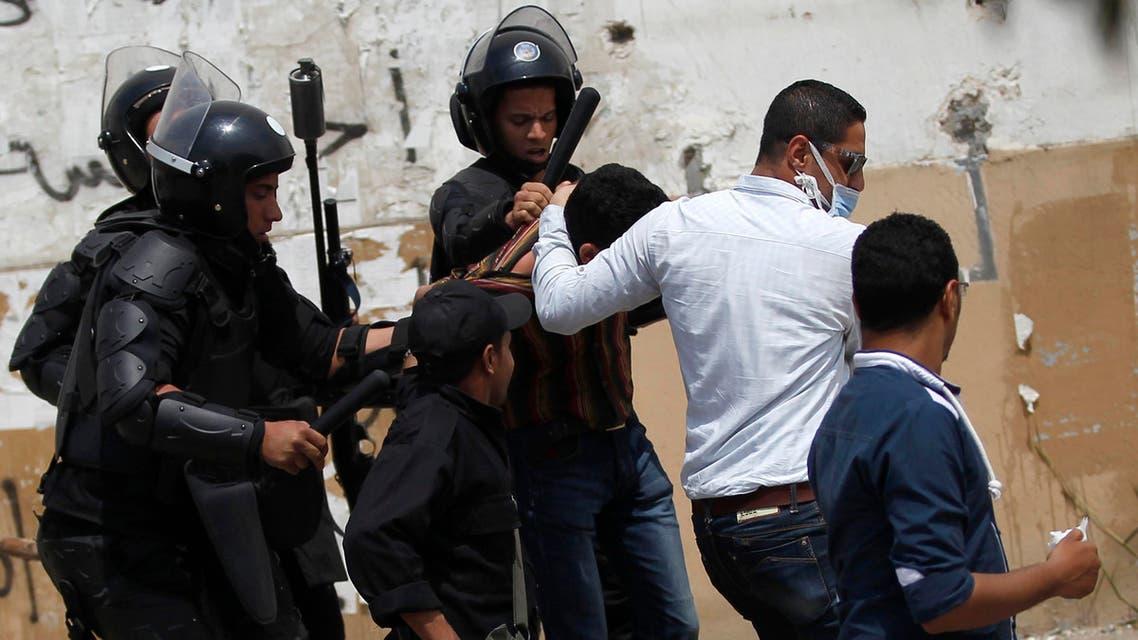 egypt azhar student reuters