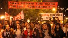Armenia accuses Turkey of 'utter denial' on genocide
